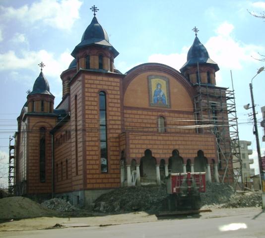 Neue Kirche in Marghita