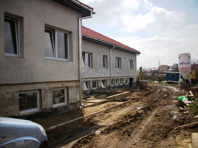 Besichtigung Neubau Pflegeheim
